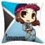 [พร้อมส่ง] หมอน Sooyoung - fanart thumbnail 1