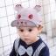 หมวก สีเทา แพ็ค 5ใบ ไซส์รอบศรีษะ 48-50cm thumbnail 1