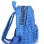 กระเป๋า MCM สีน้ำเงิน(ไม่ปักหมุด) thumbnail 3