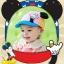 หมวกสีชมพูลายมือมิกกี้ แพ็ค 3 ชิ้น thumbnail 2