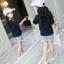 เสื้อ+กางเกง สีกรม แพ็ค 5 ชุด ไซส์ 120-130-140-150-160 (เลือกไซส์ได้) thumbnail 7