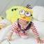 หมวกมินเนี่ยนแลบลิ้นสีเหลือง แพ็ค 3 ชิ้น thumbnail 1