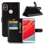 เคส Xiaomi Redmi S2 แบบฝาพับหนังเทียม ด้านในใส่บัตรได้ พับตั้งได้ ราคาถูก thumbnail 11