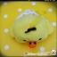 ตุ๊กตาพวงกุญแจ กุ๊กไก่โระอิโทะริออนเซน คลุมผ้าขนหนูลายจุด Rilakkuma Kiiroitori plush keychain Onsen thumbnail 4