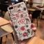 เคสหลังแข็งขอบนิ่มพิมพ์เส้นนูนลายดอกไม้ ไอโฟน 6/6s 4.7 นิ้ว(ใช้ภาพรุ่นอื่นแทน) thumbnail 3