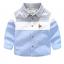 เสื้อ สีน้ำเงิน แพ็ค 5 ชุด ไซส์ 90-100-110-120-130 thumbnail 1