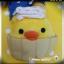 ตุ๊กตากุ๊กไก่โระอิโทะริแช่ออนเซน Rilakkuma Kiiroitori plush doll Onsen series thumbnail 1