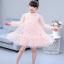 ชุดกระโปรง สีชมพู แพ็ค 5 ชุด ไซส์ 120-130-140-150-160 (เลือกไซส์ได้) thumbnail 4