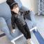 กางเกง สีดำ แพ็ค 5ชุด ไซส์ 100-110-120-130-140 thumbnail 4