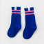 ถุงเท้ายาว สีน้ำเงิน แพ็ค 12 คู่ ไซส์ L ประมาณ 6-8 ปี thumbnail 1
