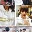 เสื้อฮู้ด BTS - BEGINS thumbnail 3
