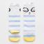 ถุงเท้ายาว สีน้ำเงิน แพ็ค 10 คู่ ไซส์ M (อายุประมาณ 6-12 เดือน) thumbnail 2