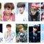 เซตการ์ดใส / การ์ดใสลายเซ็น Jihoon thumbnail 1
