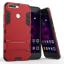 เคส Huawei Honor V9 เคสกันกระแทกแยกประกอบ 2 ชิ้น ด้านในเป็นซิลิโคนสีดำ ด้านนอกพลาสติกเคลือบเงาโลหะเมทัลลิค มีขาตั้งสามารถตั้งได้ สวยมากๆ เท่สุดๆ ราคาถูก thumbnail 8