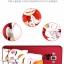 เคส Samsung A8 พลาสติกสกรีนลายการ์ตูนแมวกวักนำโชค Lucky Neko พร้อมที่ตั้งและที่เก็บสายในตัวคุ้มค่ามากๆ ราคาถูก thumbnail 2