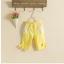 กางเกง สีเหลือง แพ็ค 5ชุด ไซส์ 100-110-120-130-140 thumbnail 1