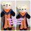 "P007-ตุ๊กตาถัก ขนาด 15"" thumbnail 3"