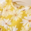 ชุดเดรสสีเหลืองลายดอกไม้ [size 6m-1y-18m-2y] thumbnail 3