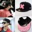หมวกแฟชั่น EXO SEHUN ONE PIECE Chopper One Piece (สีดำชมพู) thumbnail 1