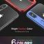 iPhone X tpu ขอบสีโครเมียม thumbnail 3