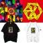 เสื้อยืด (T-Shirt) EXO - THE WAR The Power of Music (ชื่อเมมเบอร์) thumbnail 1