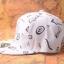 หมวกแฟชั่น EXO BAEKHYUN. สีขาว thumbnail 3