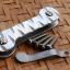 Key Bar Carved Aluminum CNC Milled