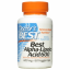Doctor's Best, Best Alpha-Lipoic Acid, 600 mg, 60 Veggie Caps thumbnail 2