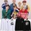 เสื้อแขนยาว (Sweater) BTS Love Yourself (ชื่อเมมเบอร์) thumbnail 1