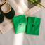 ถุงเท้ายาว สีเขียว แพ็ค 12 คู่ ไซส์ M ประมาณ 3-5 ปี thumbnail 2