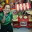 ครัวของเด็กขนาดใหญ่ ชุด Fast food king ครัวทำฟาส์ฟูดส์ ชุดใหญ่มีเสียงมีไฟสมจริง thumbnail 9
