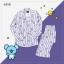 #BT21 PAJAMAS ชุดนอน (เสื้อ+กางเกง) : KOYA thumbnail 1