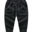 กางเกง สีดำ แพ็ค 5 ชุด ไซส์ 100-110-120-130-140 thumbnail 1