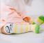 ถุงเท้ายาว สีเหลือง แพ็ค 10 คู่ ไซส์ M (อายุประมาณ 6-12 เดือน) thumbnail 1
