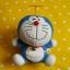 Doraemon plush doll โดราเอมอนติดใบพัดกังหันลม thumbnail 1
