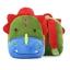 กระเป๋าไดโนเสาร์สีเขียว แพ็ค 3 ชิ้น thumbnail 1