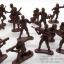 โมเดลทหารจิ๋ว สีแดง thumbnail 2