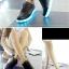 รองเท้าผ้าใบมีไฟ LED สีดำ (เปลี่ยนสีได้ 7 สี) thumbnail 2