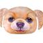 (พร้อมส่ง) หมอนหน้าน้องหมา 3 มิติ (50*40 cm.) thumbnail 7