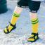 ถุงเท้ายาว สีเหลือง แพ็ค 12 คู่ ไซส์ L ประมาณ 6-8 ปี thumbnail 1