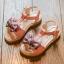 รองเท้าเด็กแฟชั่น สีชมพู แพ็ค 5 คู่ ไซต์ 26-27-28-29-30 thumbnail 1