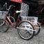 จักรยานสามล้อ 20นิ้ว UMEKO TRIVELO 7เกียร์ พร้อมตะกร้าหน้าและหลัง thumbnail 8