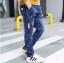 กางเกง แพ็ค 5 ชุด ไซส์ 120-130-140-150-160 (เลือกไซส์ได้) thumbnail 4