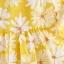 ชุดเดรสสีเหลืองลายดอกไม้ [size 6m-1y-18m-2y] thumbnail 4