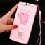 เคส OPPO N1 ซิลิโคน soft case กระต่ายน้อยประดับคริสตัล น่ารักมาก ราคาถูก thumbnail 4