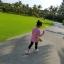 เสื้อตัวยาวสีชมพูแต่งหัวใจที่หน้าอก [size 2y-3y-4y-5y-6y] thumbnail 2