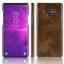 เคส Samsung Note 9 พลาสติกแบบแข็งทำเลียนแบบลายหนังสวยมาก ราคาถูก thumbnail 3