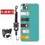 เคส VIVO V5 / V5s ซิลิโคน soft case สกรีนลายการ์ตูนพร้อมแหวนและสายคล้อง (รูปแบบแล้วแต่ร้านจีนแถมมา) น่ารักมาก ราคาถูก thumbnail 7