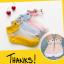 ถุงเท้าสั้น คละสี แพ็ค 10คู่ ไซส์ S (อายุประมาณ 1-3 ปี) thumbnail 8