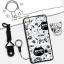 เคส VIVO V3 ซิลิโคน soft case สกรีนลายการ์ตูนน่ารักๆ พร้อมสายคล้องและแหวน ราคาถูก thumbnail 13